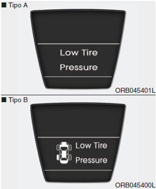 Low Tire Pressure